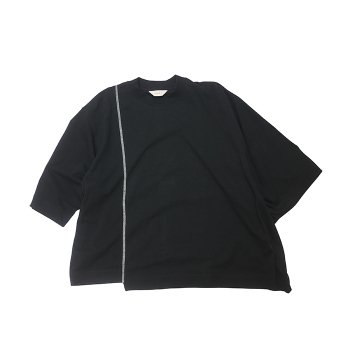 "<img class='new_mark_img1' src='https://img.shop-pro.jp/img/new/icons14.gif' style='border:none;display:inline;margin:0px;padding:0px;width:auto;' />JieDa / ASYMMETRY T-SHIRT ""FRUIT OF THE LOOM"""