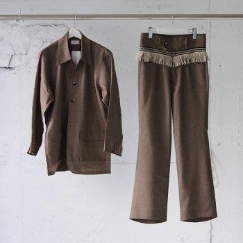 <img class='new_mark_img1' src='https://img.shop-pro.jp/img/new/icons14.gif' style='border:none;display:inline;margin:0px;padding:0px;width:auto;' />RANDY / -Depth- shirt jacket