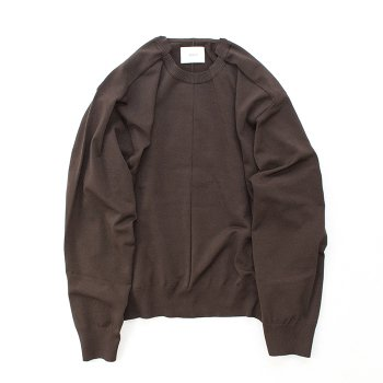 <img class='new_mark_img1' src='https://img.shop-pro.jp/img/new/icons14.gif' style='border:none;display:inline;margin:0px;padding:0px;width:auto;' />stein/ COMBINED NECK KNIT LS