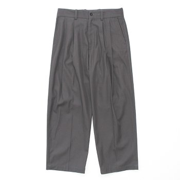 <img class='new_mark_img1' src='https://img.shop-pro.jp/img/new/icons14.gif' style='border:none;display:inline;margin:0px;padding:0px;width:auto;' />stein/ WIDE STRAIGHT TROUSERS