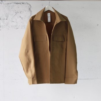 <img class='new_mark_img1' src='https://img.shop-pro.jp/img/new/icons14.gif' style='border:none;display:inline;margin:0px;padding:0px;width:auto;' />KAIKO/ BUTTONLESS SHIRTS JACKET