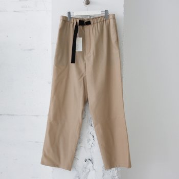 <img class='new_mark_img1' src='https://img.shop-pro.jp/img/new/icons14.gif' style='border:none;display:inline;margin:0px;padding:0px;width:auto;' />Blanc YM/ S/W Royal oxford Easy Pants