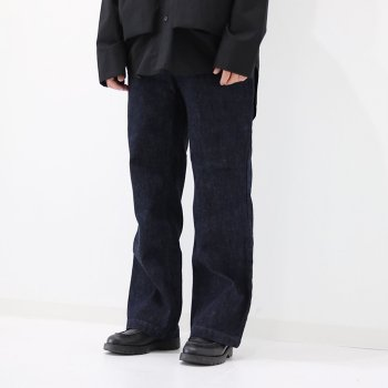 <img class='new_mark_img1' src='https://img.shop-pro.jp/img/new/icons14.gif' style='border:none;display:inline;margin:0px;padding:0px;width:auto;' />brassband/ BACK STRAP DENIM PANTS
