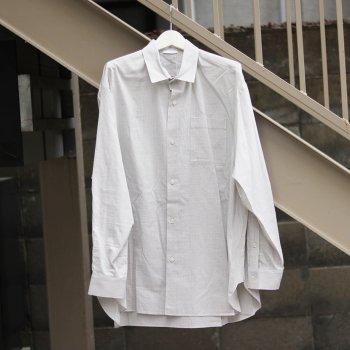 <img class='new_mark_img1' src='https://img.shop-pro.jp/img/new/icons14.gif' style='border:none;display:inline;margin:0px;padding:0px;width:auto;' />Blanc YM/ Como Viscose Striped Shirt