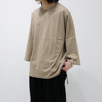 <img class='new_mark_img1' src='https://img.shop-pro.jp/img/new/icons14.gif' style='border:none;display:inline;margin:0px;padding:0px;width:auto;' />bunt/ STANDARD 3/4 SLEEVE TEE