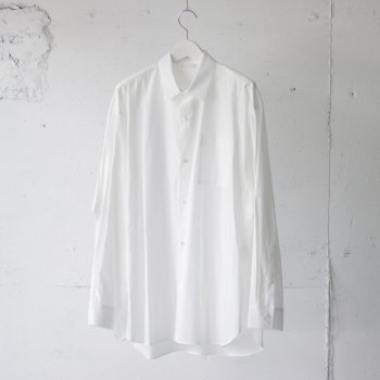<img class='new_mark_img1' src='https://img.shop-pro.jp/img/new/icons14.gif' style='border:none;display:inline;margin:0px;padding:0px;width:auto;' />Blanc YM/ Broad Cloth Shirts