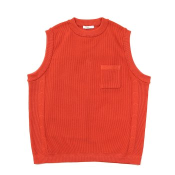 <img class='new_mark_img1' src='https://img.shop-pro.jp/img/new/icons14.gif' style='border:none;display:inline;margin:0px;padding:0px;width:auto;' />YASHIKI / Wakakusa Knit Vest