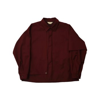 <img class='new_mark_img1' src='https://img.shop-pro.jp/img/new/icons14.gif' style='border:none;display:inline;margin:0px;padding:0px;width:auto;' />JieDa / GABARDINE FLAP SHIRTS