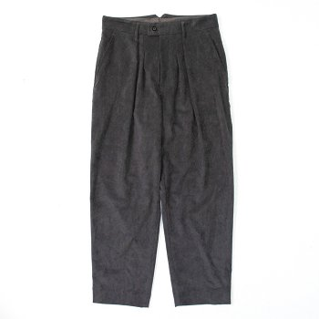 <img class='new_mark_img1' src='https://img.shop-pro.jp/img/new/icons14.gif' style='border:none;display:inline;margin:0px;padding:0px;width:auto;' />stein(c)/ EX WIDE TAPERED TROUSERS