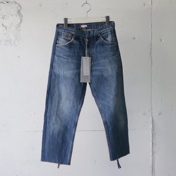 <img class='new_mark_img1' src='https://img.shop-pro.jp/img/new/icons14.gif' style='border:none;display:inline;margin:0px;padding:0px;width:auto;' />SEEALL / RECONSTRUCTED ZIP DENIM