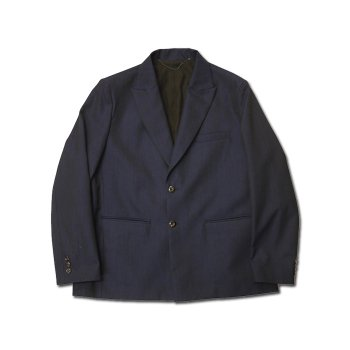 <img class='new_mark_img1' src='https://img.shop-pro.jp/img/new/icons14.gif' style='border:none;display:inline;margin:0px;padding:0px;width:auto;' />JieDa / GABARDINE TAILORED JACKET