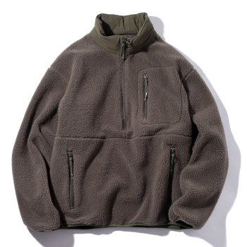 <img class='new_mark_img1' src='https://img.shop-pro.jp/img/new/icons14.gif' style='border:none;display:inline;margin:0px;padding:0px;width:auto;' />I/ PULLOVER FLEECE