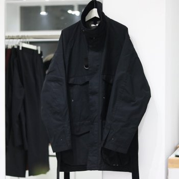 <img class='new_mark_img1' src='https://img.shop-pro.jp/img/new/icons14.gif' style='border:none;display:inline;margin:0px;padding:0px;width:auto;' />saby / OILD JACKET - British Millerain -