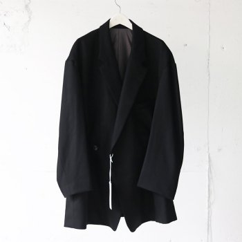<img class='new_mark_img1' src='https://img.shop-pro.jp/img/new/icons14.gif' style='border:none;display:inline;margin:0px;padding:0px;width:auto;' />YOKE/ WOOL FLANNEL 11XL JACKET COAT