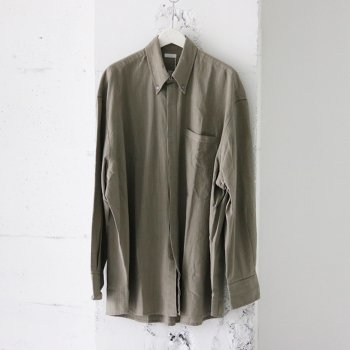 <img class='new_mark_img1' src='https://img.shop-pro.jp/img/new/icons14.gif' style='border:none;display:inline;margin:0px;padding:0px;width:auto;' />SEEALL / OVERSIZED WORK SHIRTS