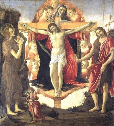 Holy Trinity (Pala della Conve...