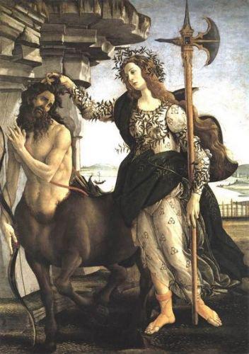 Pallas and the Centaur - Sandr...