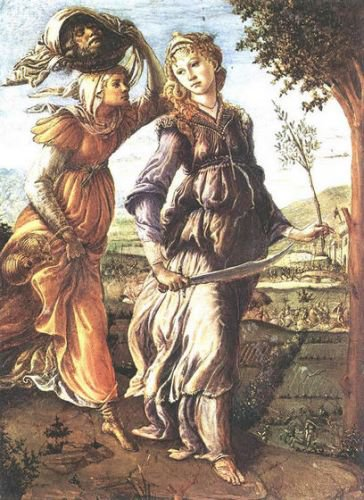 The Return of Judith to Bethul...
