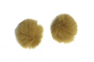 REX FUR PARTS<br>YELLOWの商品画像