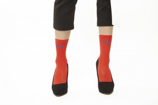 COLOR CODE SOCKS<br>RED