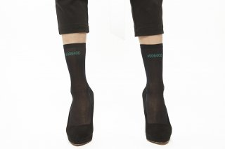 COLOR CODE SOCKS<br>BLACK