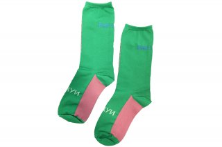 <b><font color='red'>NEW</font></b><br>LADIES/LOGO SC<br>GREEN