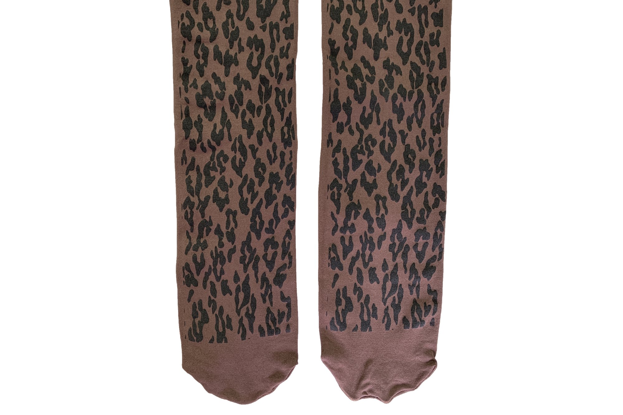 <b><font color='red'>NEW</font></b><br>LEOPARD TIGHTS<br>BROWN