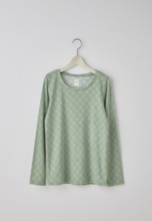 springs dot long t-shirt