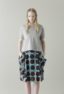 layered circle skirt