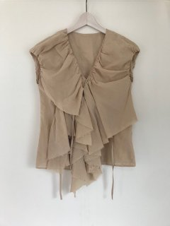 < pre-order > cotton voile_seihinzome blouse