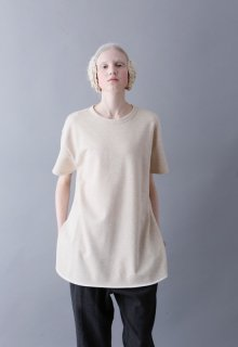 covered mini urake pullover