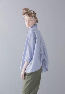 hairline stripe blouse