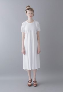 combed yarn tenjiku + lawn one-piece