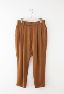 < pre-order > tencel twill pants