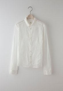 < pre-order > cotton voile shirt