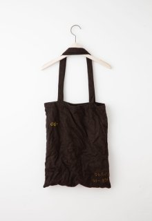 < pre-order > wool tote bag