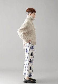 windmill print pants