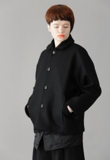 < pre-order > lamb river melton short coat