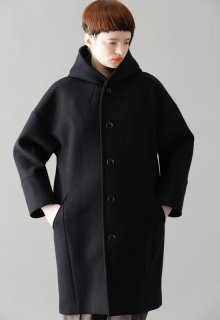 < pre-order > lamb river melton long coat
