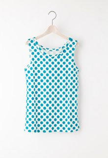 < pre-order > springs dot tank top