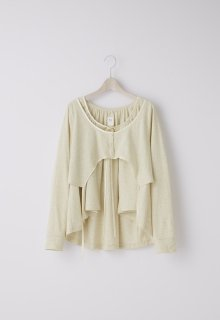 natural soft_tenjiku  cardigan