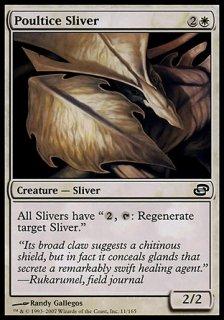 ~ Magic the Gathering MTG Spitting Sliver ~ Excellent Overig kaartspellen