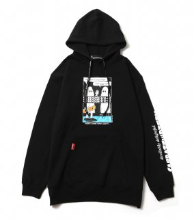 <img class='new_mark_img1' src='https://img.shop-pro.jp/img/new/icons1.gif' style='border:none;display:inline;margin:0px;padding:0px;width:auto;' />GHOSTLY HOODIE (BK)