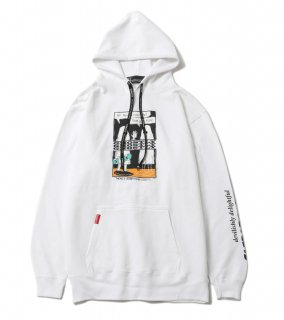 <img class='new_mark_img1' src='https://img.shop-pro.jp/img/new/icons1.gif' style='border:none;display:inline;margin:0px;padding:0px;width:auto;' />GHOSTLY HOODIE (WH)