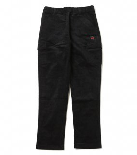 <img class='new_mark_img1' src='https://img.shop-pro.jp/img/new/icons1.gif' style='border:none;display:inline;margin:0px;padding:0px;width:auto;' />GHOST CORDUROY CARGO PANTS (BK)