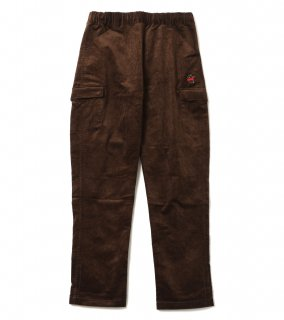 <img class='new_mark_img1' src='https://img.shop-pro.jp/img/new/icons1.gif' style='border:none;display:inline;margin:0px;padding:0px;width:auto;' />GHOST CORDUROY CARGO PANTS (BR)