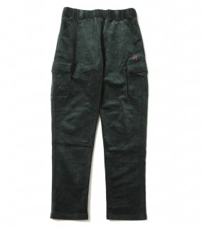 <img class='new_mark_img1' src='https://img.shop-pro.jp/img/new/icons1.gif' style='border:none;display:inline;margin:0px;padding:0px;width:auto;' />GHOST CORDUROY CARGO PANTS (GR)