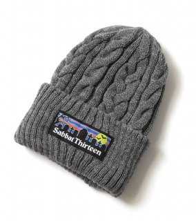 <img class='new_mark_img1' src='https://img.shop-pro.jp/img/new/icons1.gif' style='border:none;display:inline;margin:0px;padding:0px;width:auto;' />GRAVE KNIT CAP (GY)