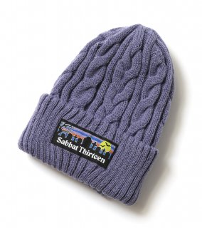 <img class='new_mark_img1' src='https://img.shop-pro.jp/img/new/icons1.gif' style='border:none;display:inline;margin:0px;padding:0px;width:auto;' />GRAVE KNIT CAP (BL)