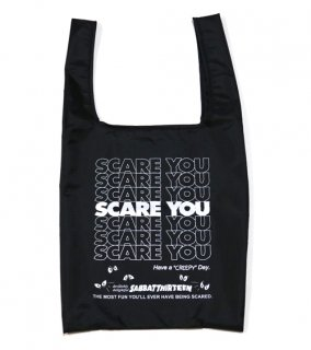 <img class='new_mark_img1' src='https://img.shop-pro.jp/img/new/icons1.gif' style='border:none;display:inline;margin:0px;padding:0px;width:auto;' />Scare Reusable Bag